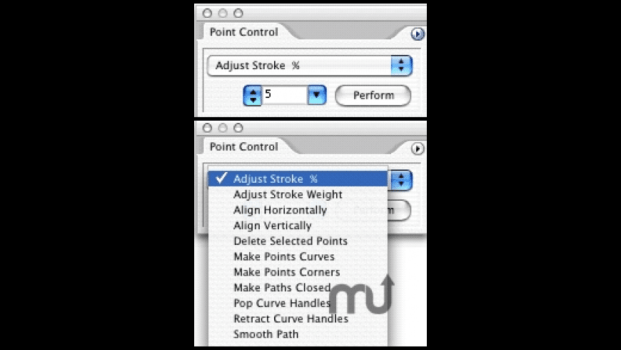 PointControl_CS2 for Mac - review, screenshots