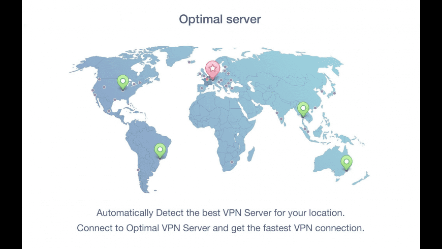 VPN Client for Mac - review, screenshots