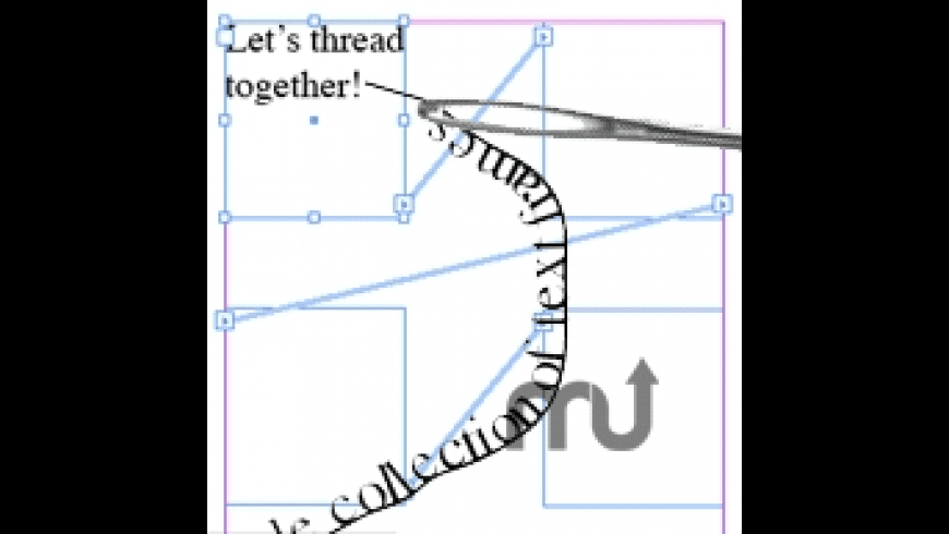 TextStitch for InDesign for Mac - review, screenshots