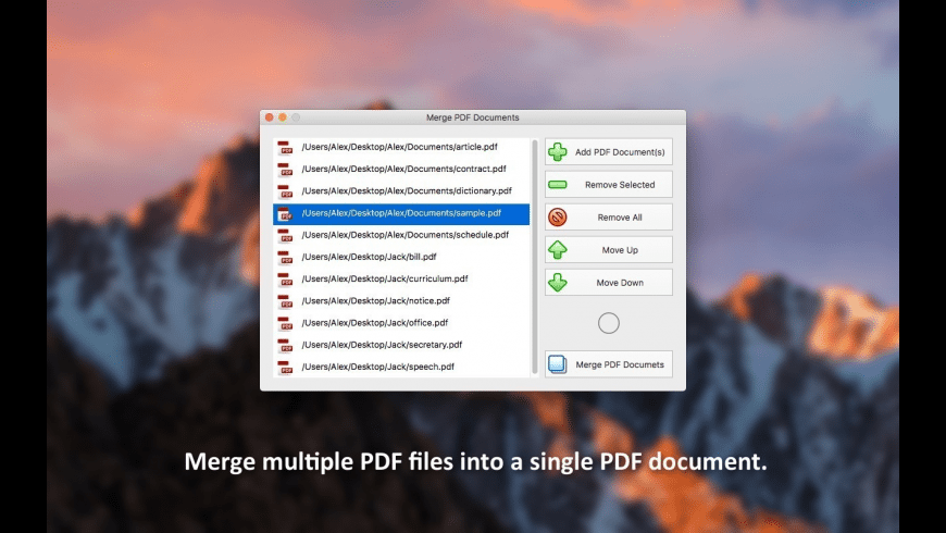 PDF Plus for Mac - review, screenshots