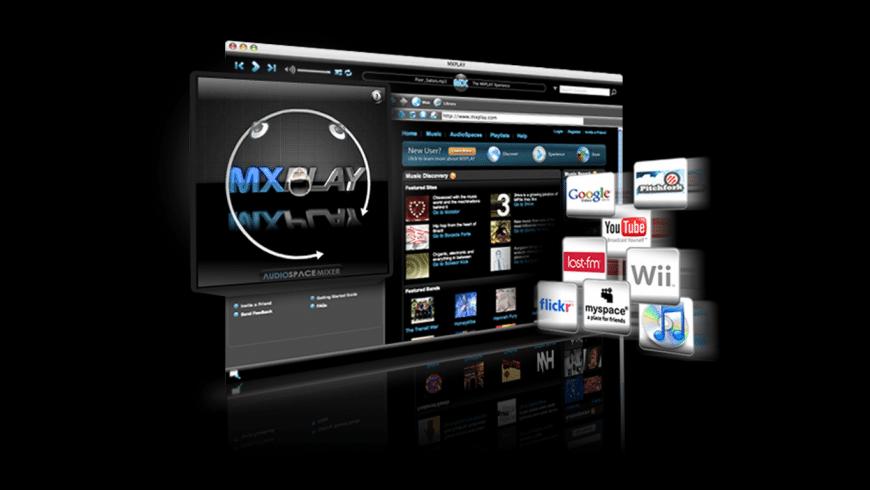 MXPLAY for Mac - review, screenshots