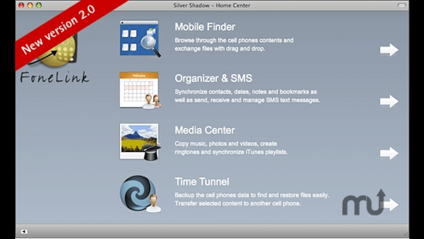 FoneLink for Mac - review, screenshots