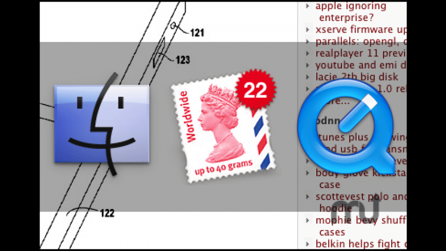 Machin Stamp for Mac - review, screenshots