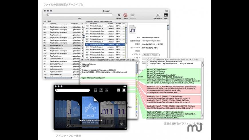 TimeDrawer for Mac - review, screenshots