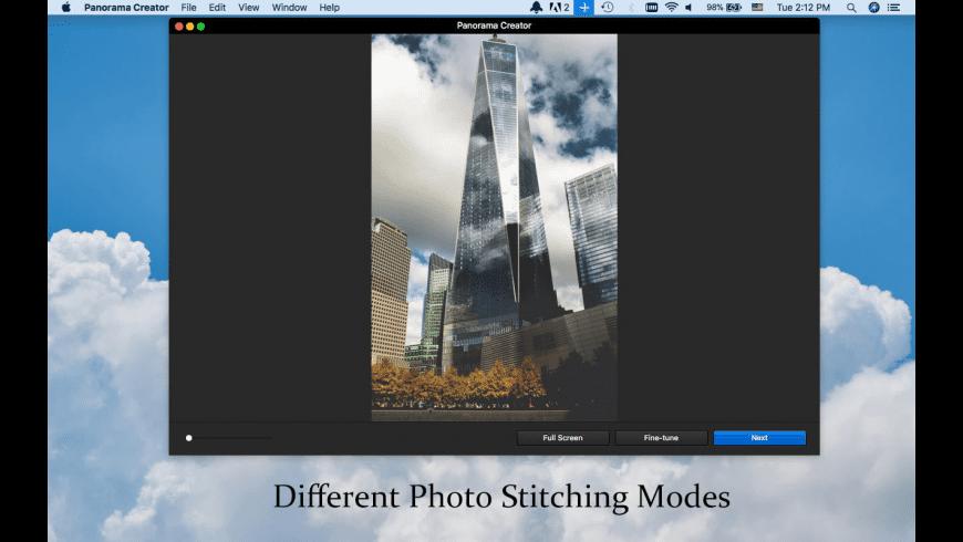 WidsMob Panorama for Mac - review, screenshots