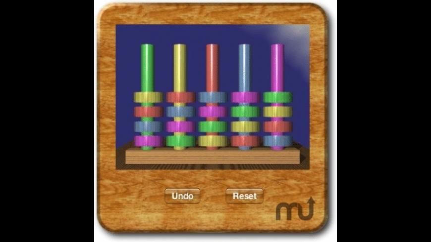 Wooden Puzzle Widget for Mac - review, screenshots