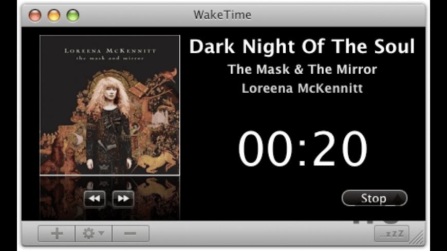 WakeTime for Mac - review, screenshots