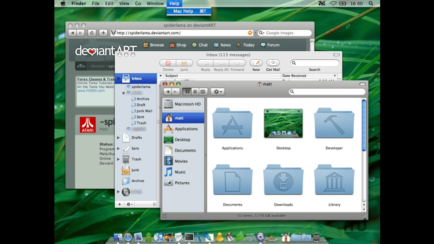 Liger for Mac - review, screenshots