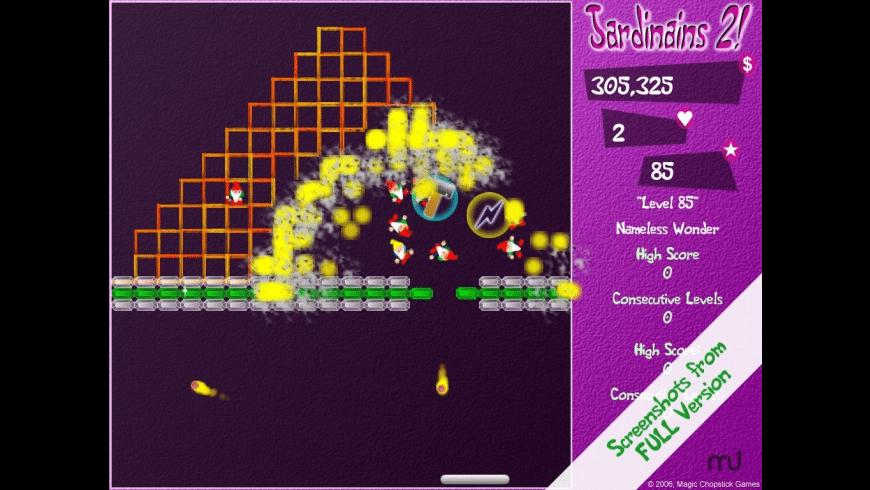 Jardinains 2! for Mac - review, screenshots