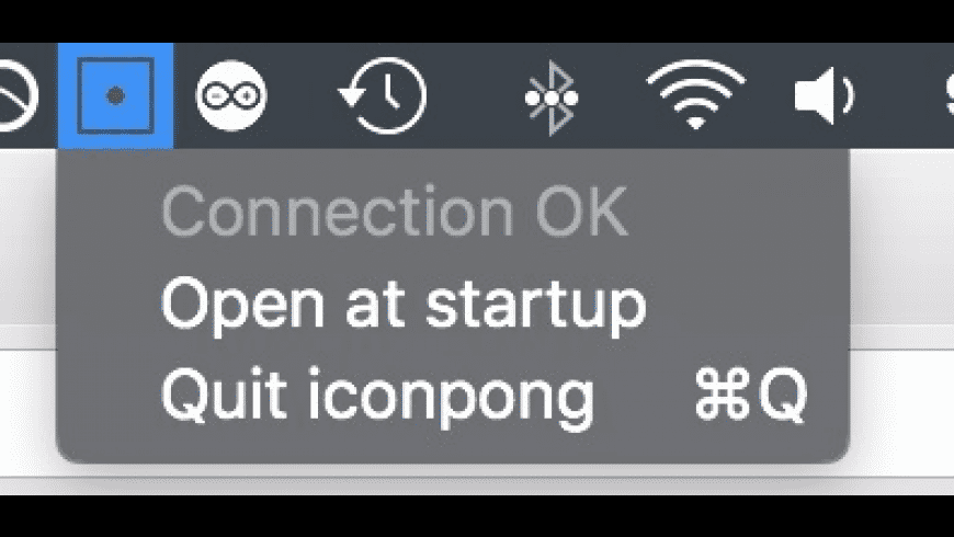 iconpong for Mac - review, screenshots