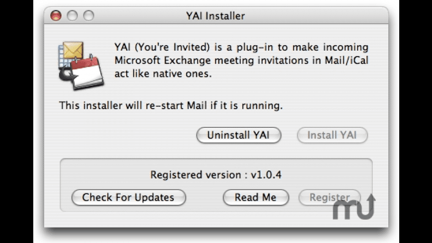 YAI for Mac - review, screenshots