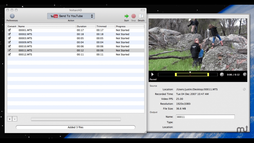 Voltaic for Mac - review, screenshots