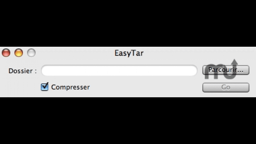 EasyTar for Mac - review, screenshots