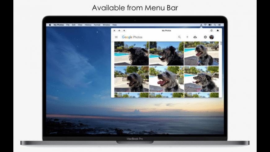 My Photos for Mac - review, screenshots