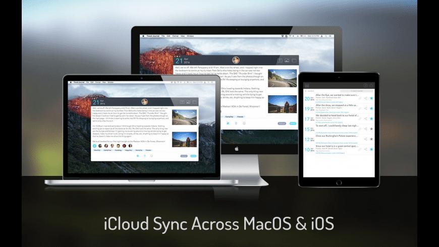 Travel Journal for Mac - review, screenshots
