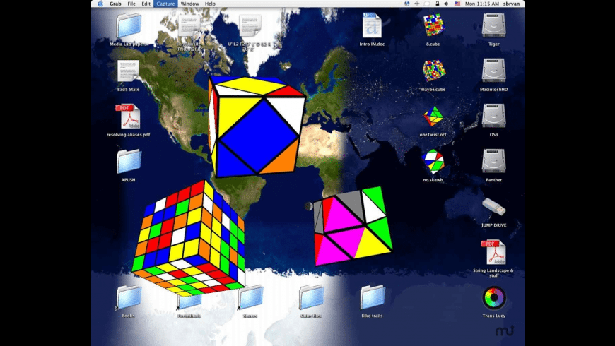Cube Puzzle for Mac - review, screenshots