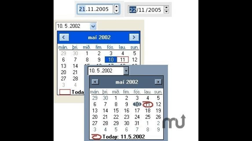 DateControl for Mac - review, screenshots