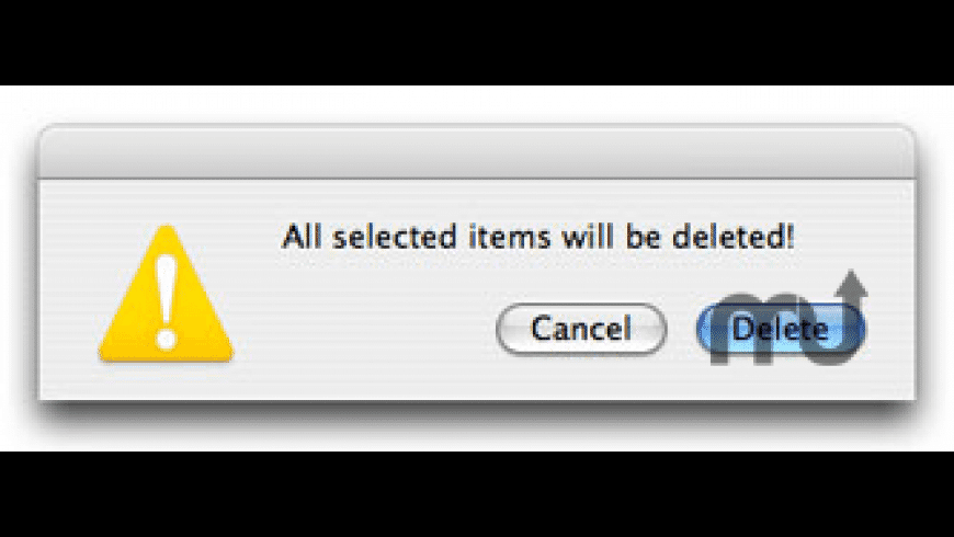 Entourage Quick Delete for Mac - review, screenshots