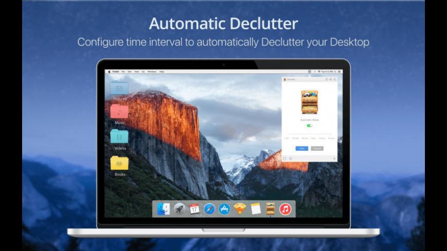 Declutter for Mac - review, screenshots