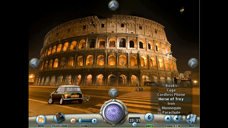 Rome: Curse of the Necklace for Mac - review, screenshots