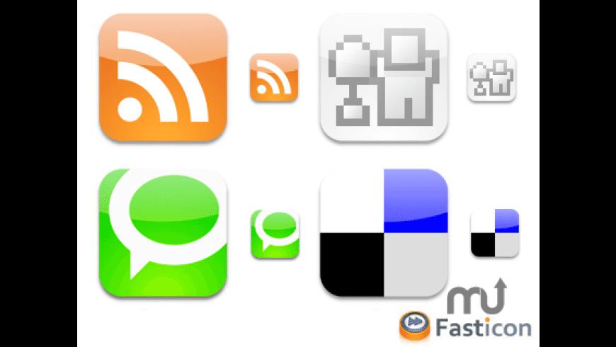 Social Bookmark Icons for Mac - review, screenshots