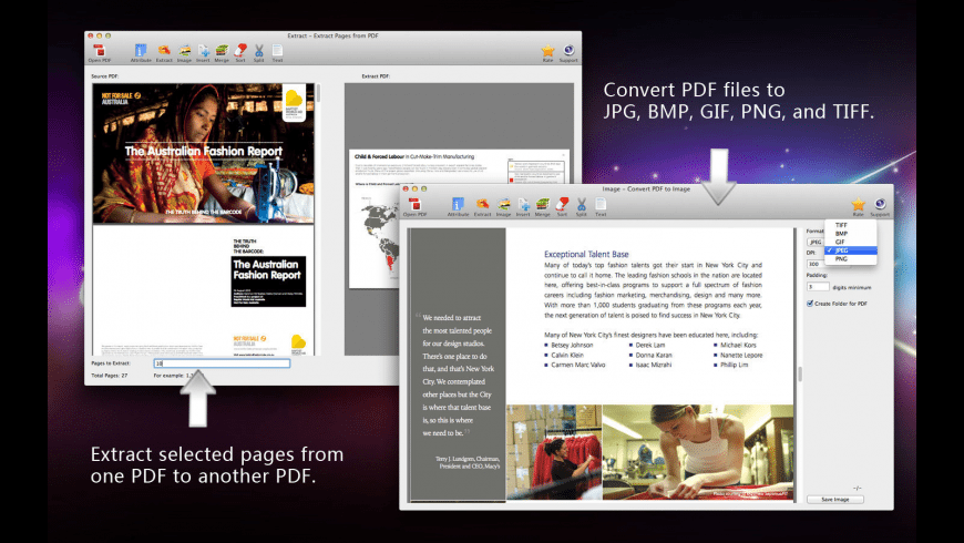 PDF Suite for Mac - review, screenshots