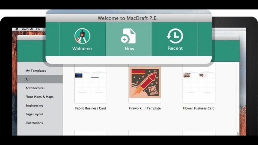 MacDraft Personal Edition for Mac - review, screenshots