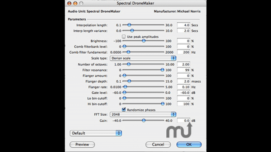 SoundMagic Spectral for Mac - review, screenshots