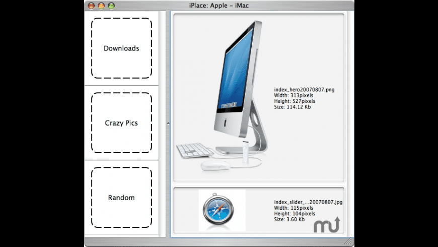 iPlace for Mac - review, screenshots