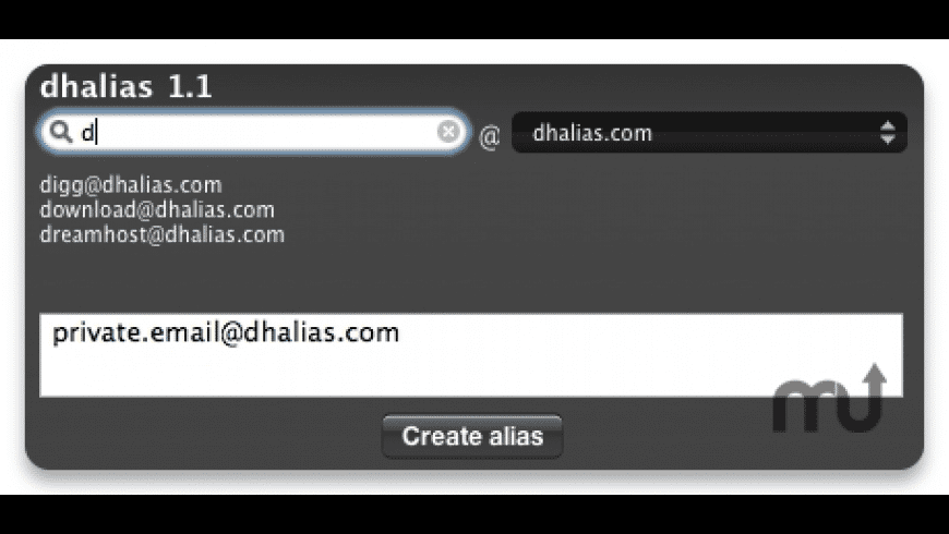 dhalias for Mac - review, screenshots