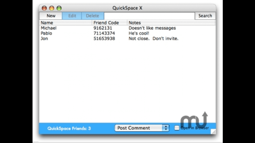 QuickSpace for Mac - review, screenshots