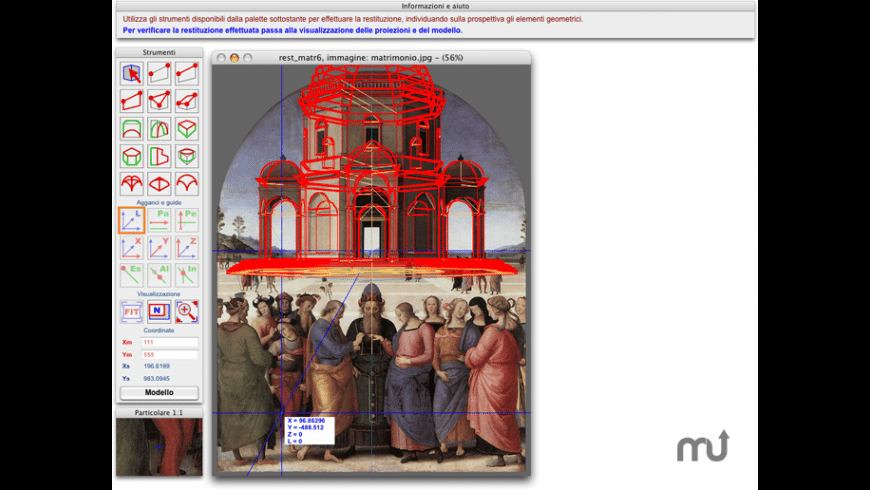 Brunelleschi for Mac - review, screenshots