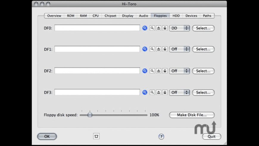 Hi-Toro for Mac - review, screenshots