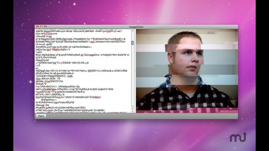 ImageGlitch for Mac - review, screenshots