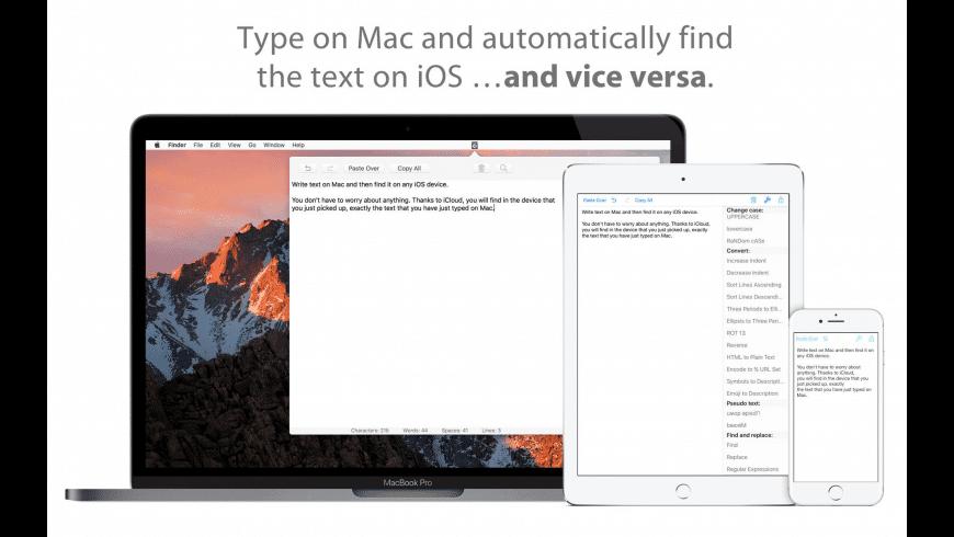 Clean Text Menu for Mac - review, screenshots