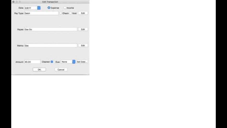 Just Checking for Mac - review, screenshots