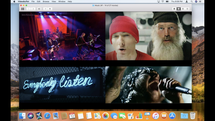VideoBuffet for Mac - review, screenshots