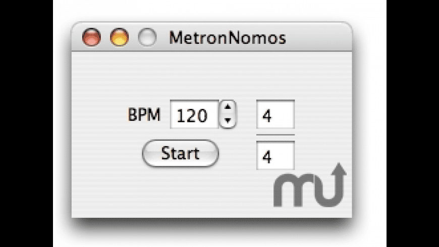 MetronNomos for Mac - review, screenshots
