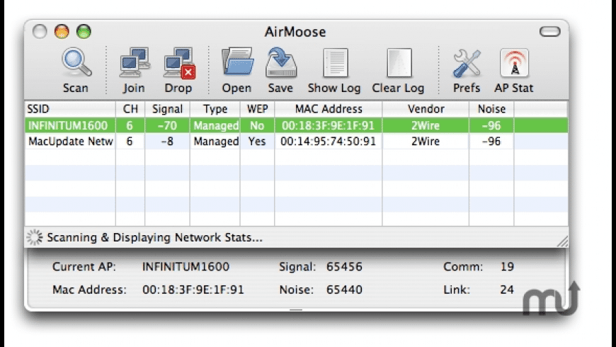 AirMoose for Mac - review, screenshots