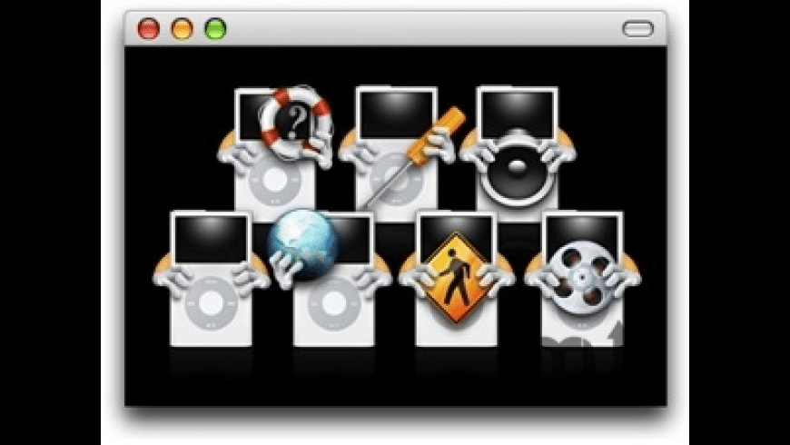 iForce Icons for Mac - review, screenshots