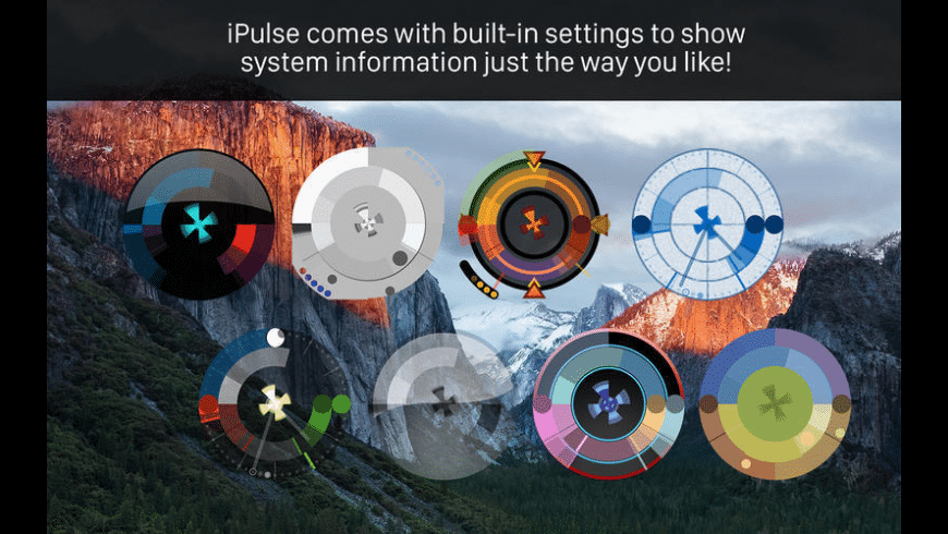 iPulse for Mac - review, screenshots
