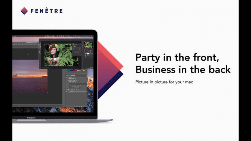 Fenêtre for Mac - review, screenshots