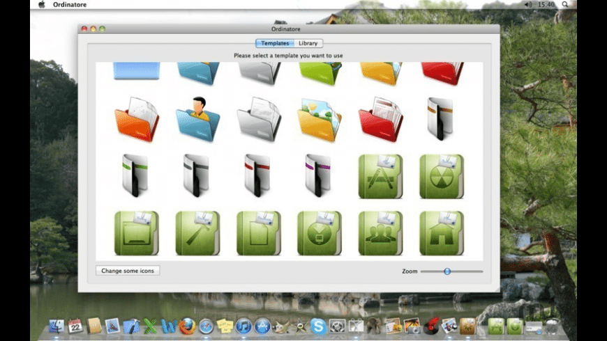 Ordinatore for Mac - review, screenshots