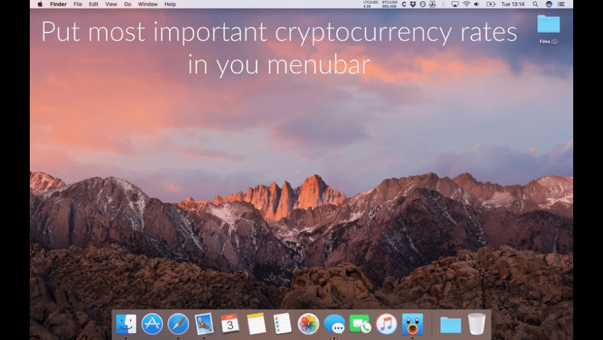 Cryptey for Mac - review, screenshots
