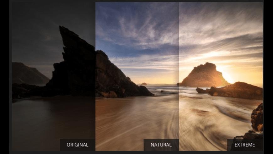 Aurora HDR Express for Mac - review, screenshots