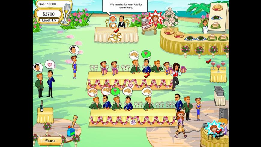 Wedding Dash for Mac - review, screenshots
