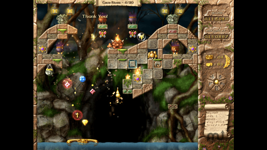 Fairy Treasure for Mac - review, screenshots
