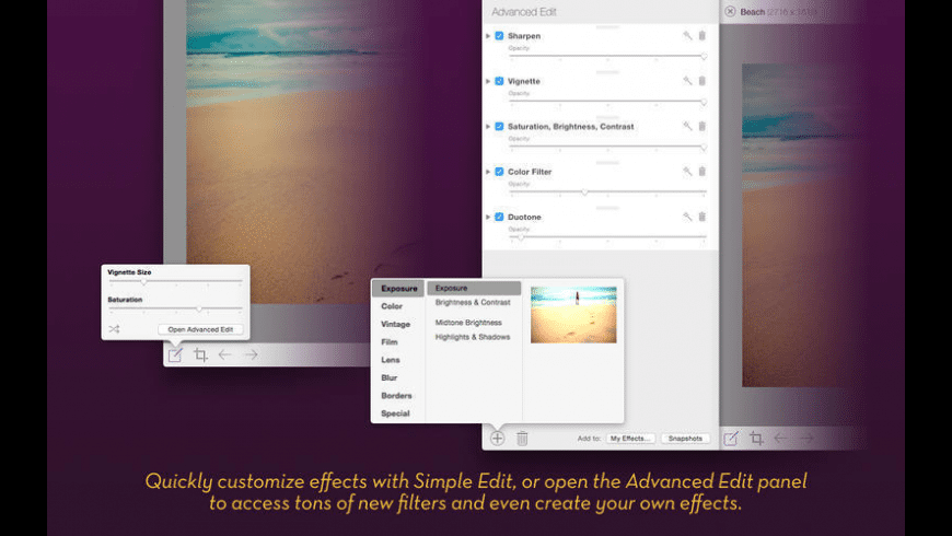 Flare 2 for Mac - review, screenshots