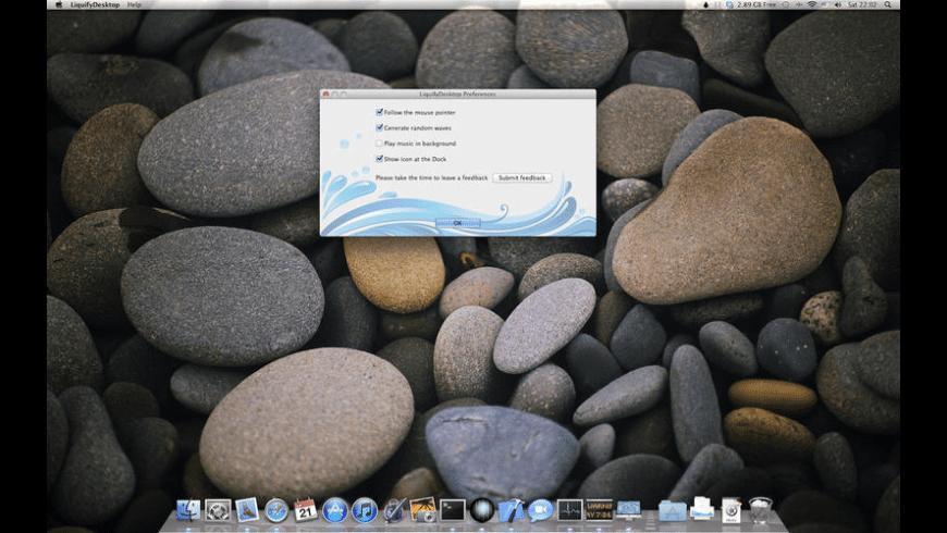 LiquifyDesktop for Mac - review, screenshots