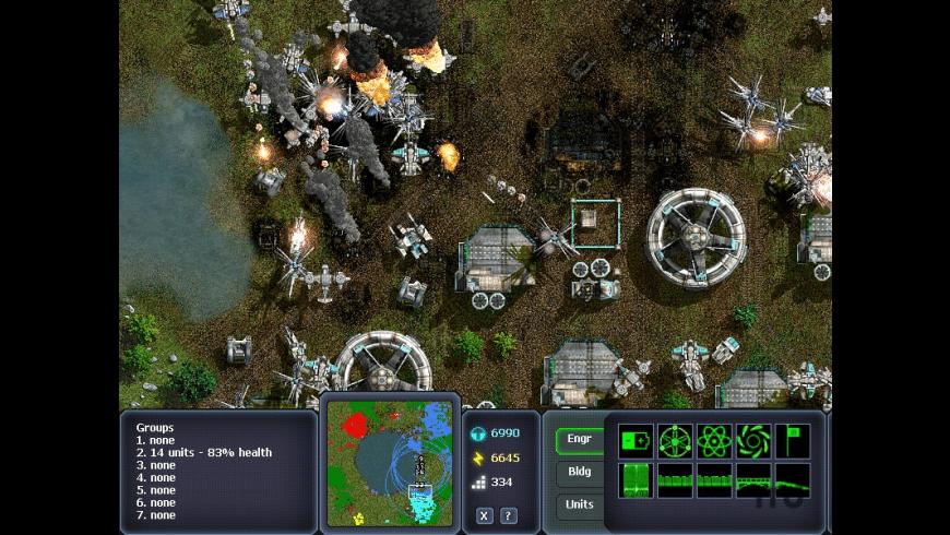 Machines at War for Mac - review, screenshots